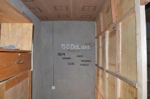 Indeling en plafond(blijven de medicijnen koeler) in het health centre